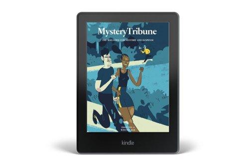 Mystery Tribune Issue #4 Digital