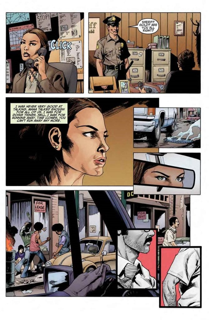 "Noir Graphic Novel ""Normandy Gold"": The First 10 Pages"