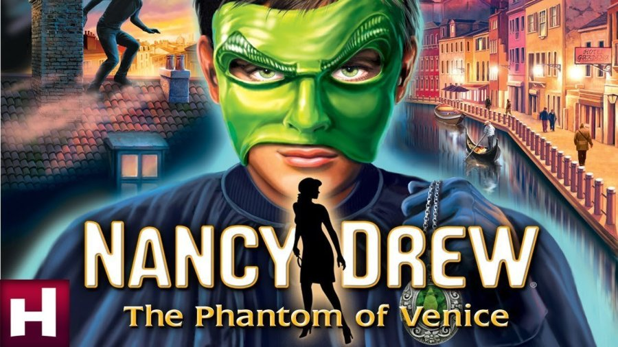 The Ultimate Guide To Nancy Drew Related Books, Movies and Games 2018 Edition - games phantom