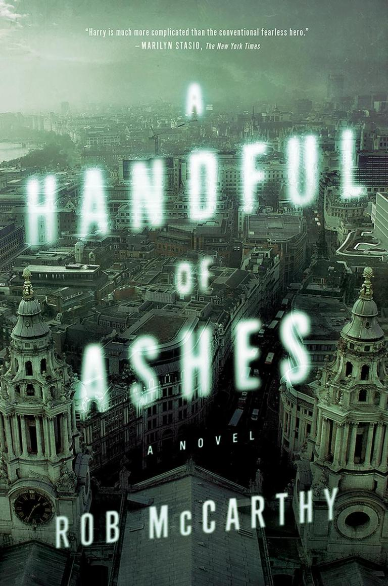 Notable Medical Drama A Handful Of Ashes By Rob McCarthy