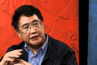Interview With Chinese Crime Novelist Qiu Xiaolong