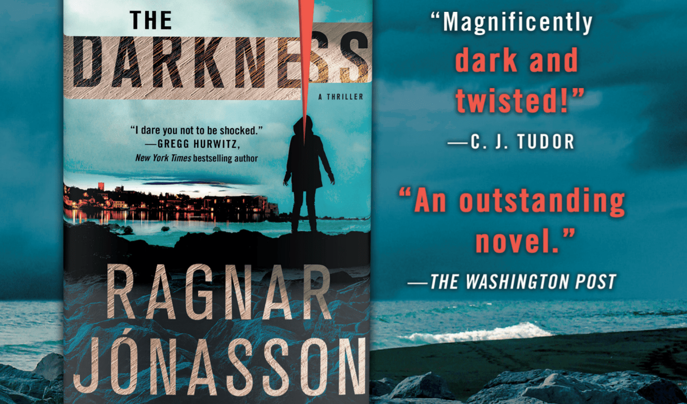 Darkness Ragnar Jonasson Iceland Noir Scandinavian Crime Fiction