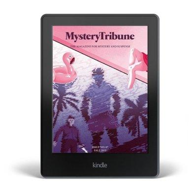 Mystery Tribune Issue #7 Digital