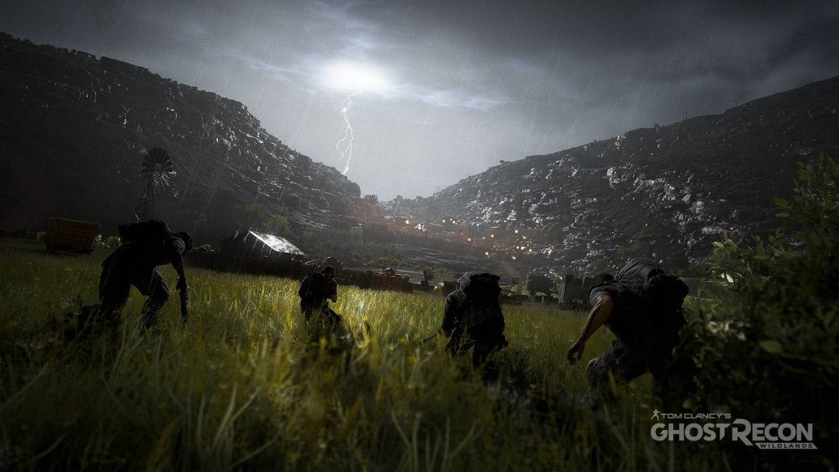 Best PS4 games 2019 action thriller edition Tom Clancy's Ghost Recon Wildlands
