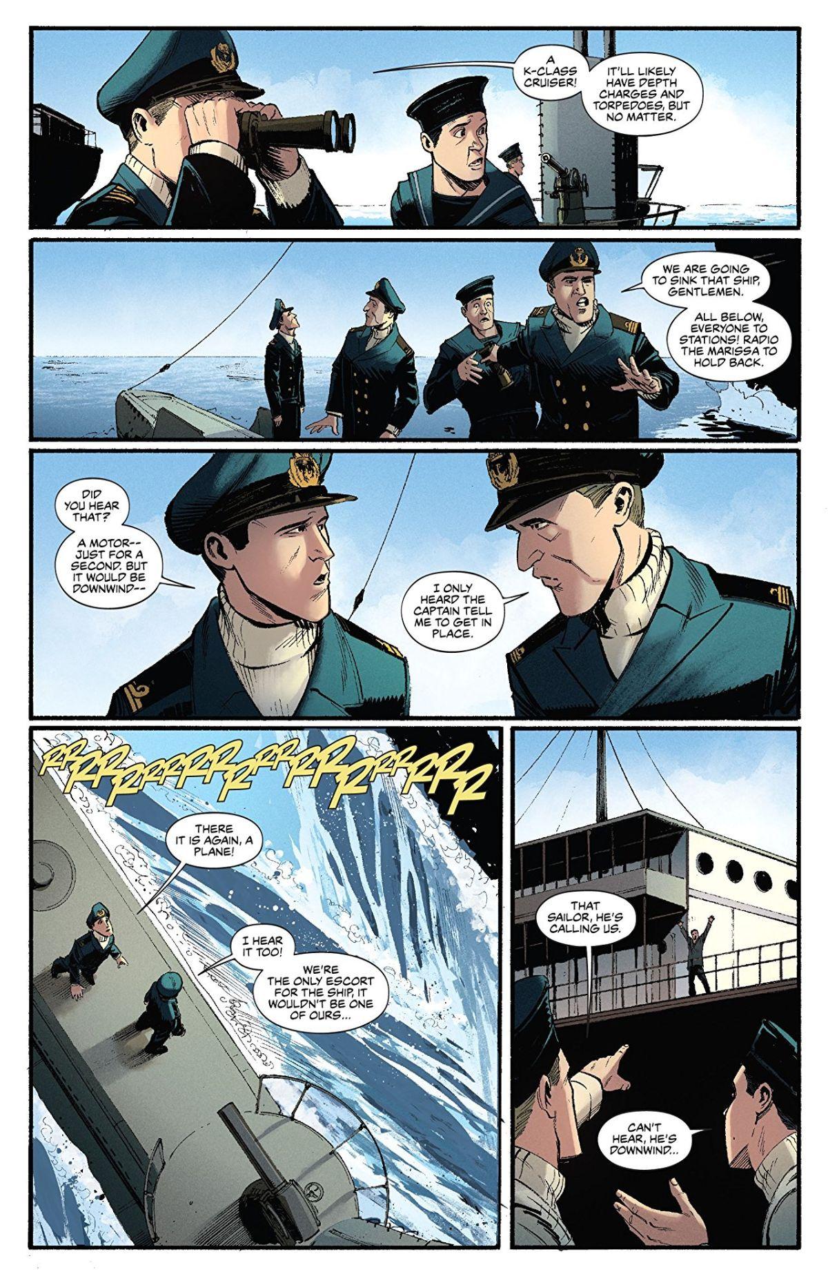 James Bond Origin Overview Of A Notable Spy Thriller Comics 7