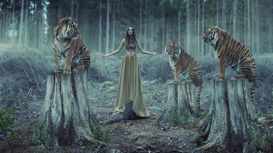 Keep Calm Konrad Bak Surreal Photography