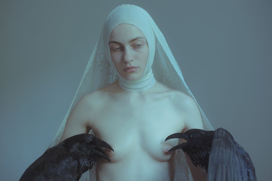Laura Makabresku And Death In A Magical Land surreal photography 2
