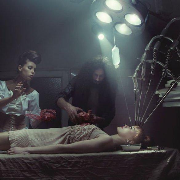 The Surgery Konrad Bak Surreal Photography