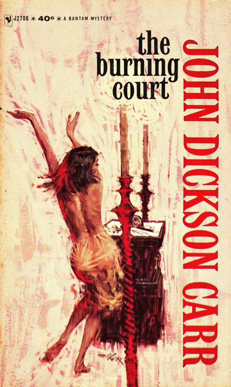 26 Best Cover Illustrators Behind Some Of The Most Iconic Vintage Crime And Thriller Books Robert K. Abbett book cover