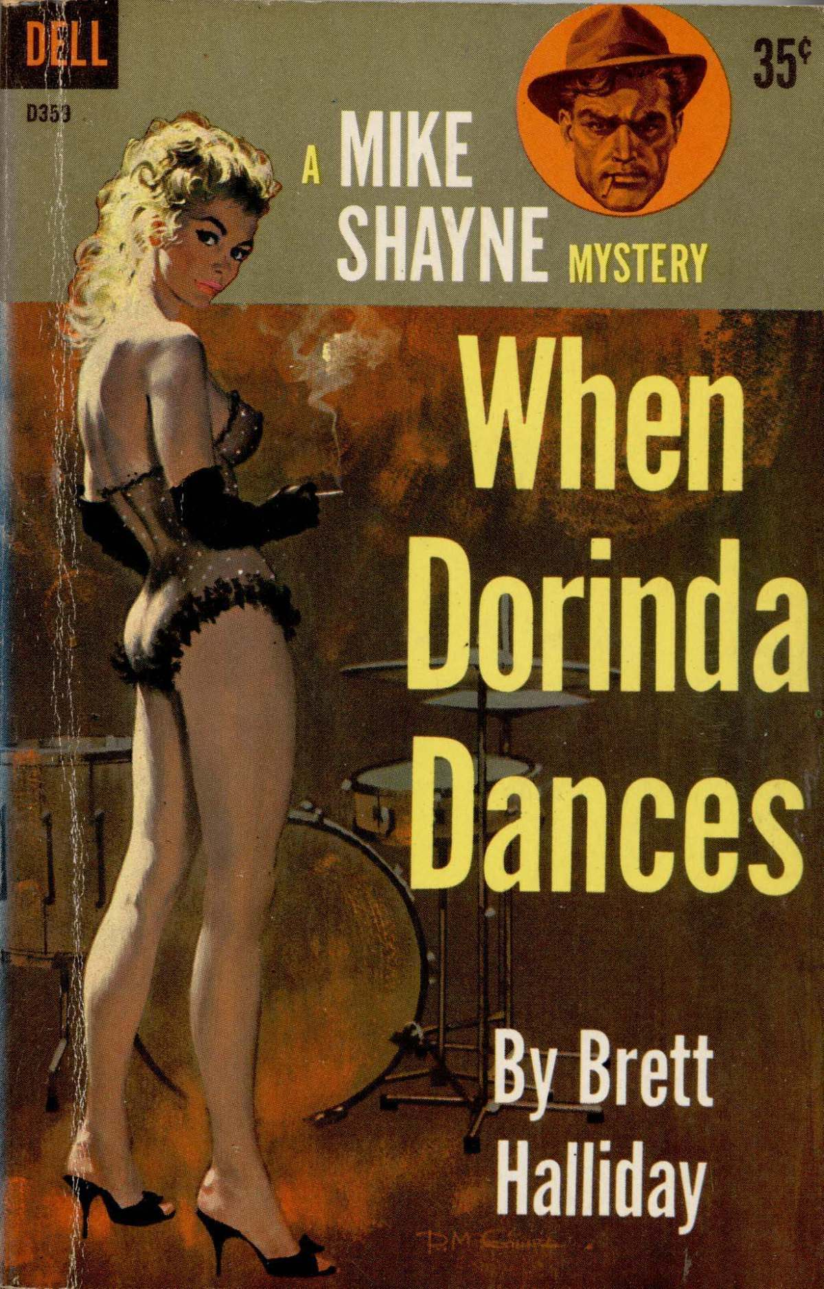 26 Best Cover Illustrators Behind Some Of The Most Iconic Vintage Crime And Thriller Books Robert McGinnis