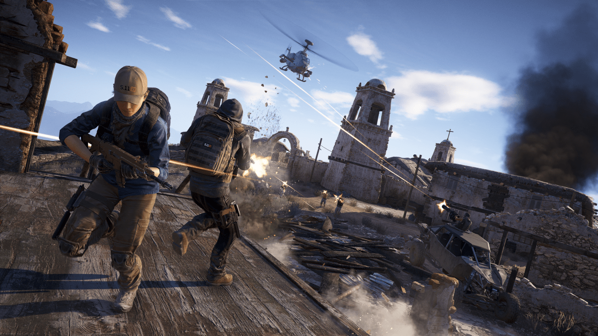 38 Best Crime And Mystery Games For Xbox 2019 Edition Tom Clancy's Ghost Recon Wildlands