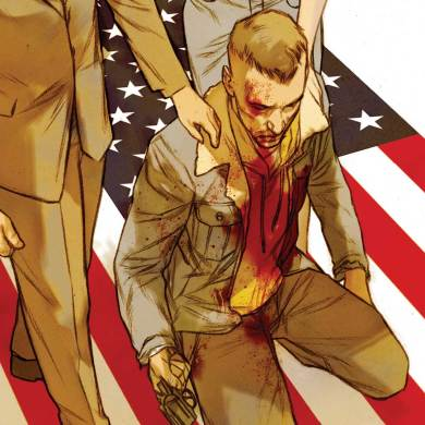 American Carnage A Crime Comics For Today's Political Age
