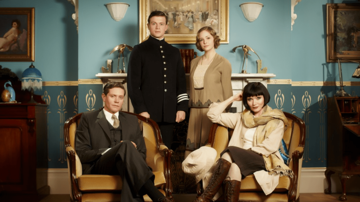Ms Fisher's Modern Murder Mysteries Returns At Acorn TV Inside