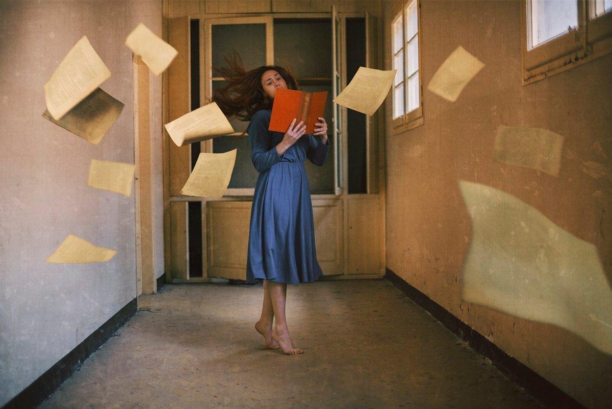 Otherworldly Imagery Of Frank Diamond surreal photography Magic Books III