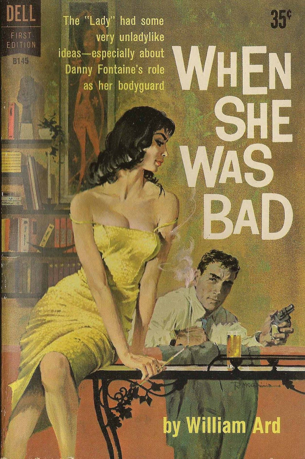 Robert McGinnis 67 Best Book Covers, Illustrations And Movie Posters From A Pulp Icon 3