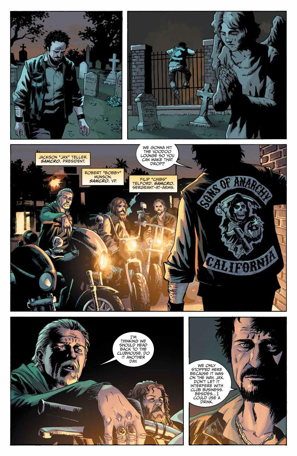 Sons of Anarchy Legacy Edition Is A Comics Masterpiece 13