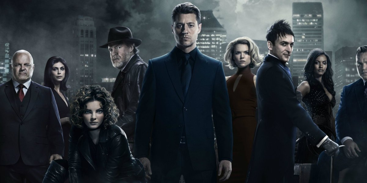 Top 42 Crime Drama And Thriller Shows On Hulu 2019 Edition gotham