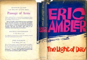 The Light of Day eric ambler