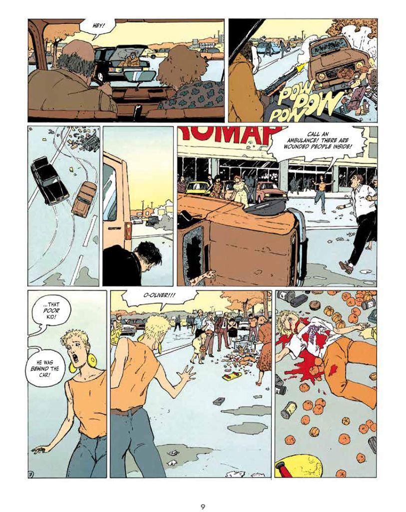 An Intense Feminist Crime Comics Dark Rage By Thierry Smolderen 4