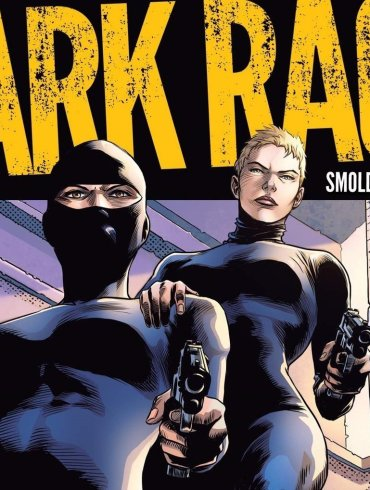 An Intense Feminist Crime Comics Dark Rage By Thierry Smolderen Main