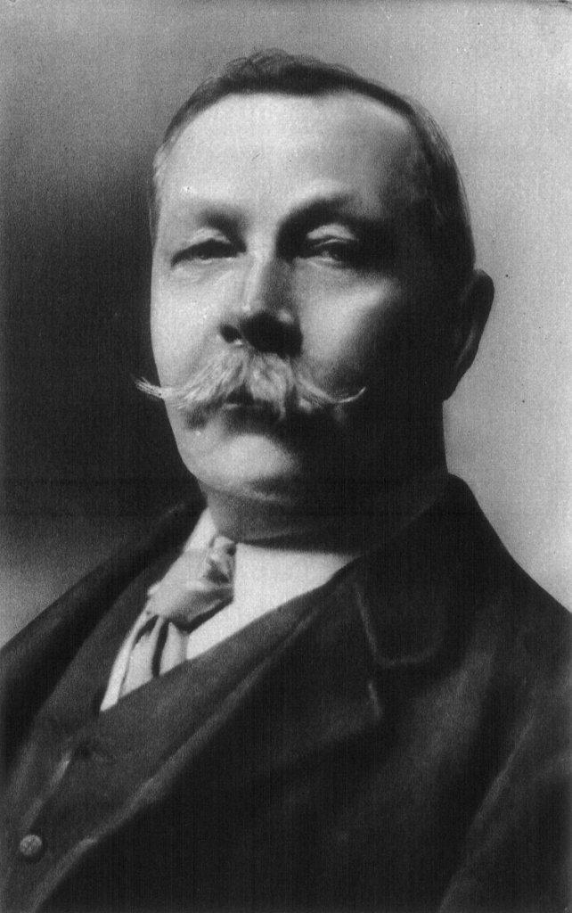 Arthur Conan Doyle Portrait