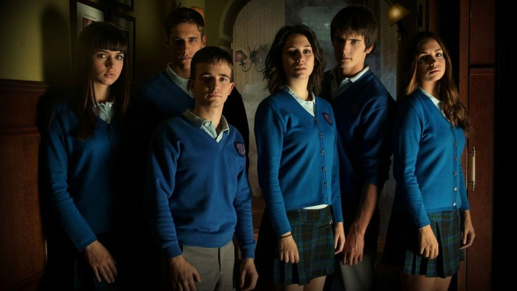 Best Spanish Crime Drama, Mystery And Thriller Shows On Netflix 2019 Edition el internado