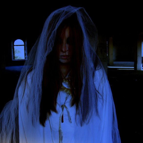 The Ghost Woman Of Rock Creek And Other Micro-Flash Stories By Isabel Seabeck