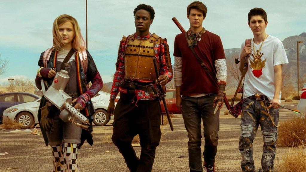 Netflix New Original Mystery And Thriller Titles For October 2019 daybreak