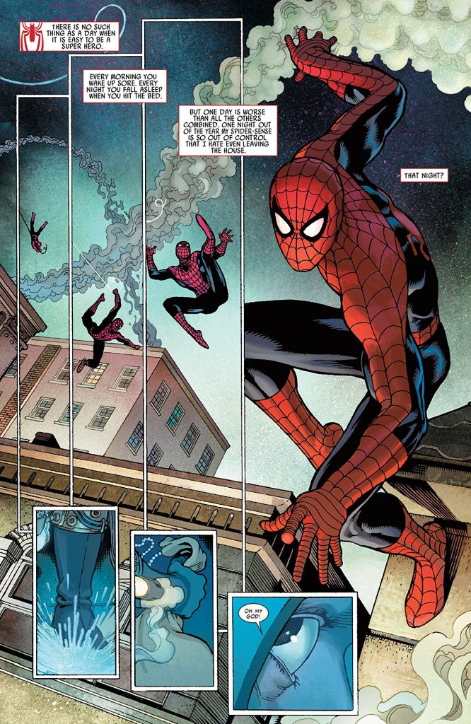 Best Halloween Graphic Novels and Comic Books 2019 Edition Spider-Man The Short Halloween 1