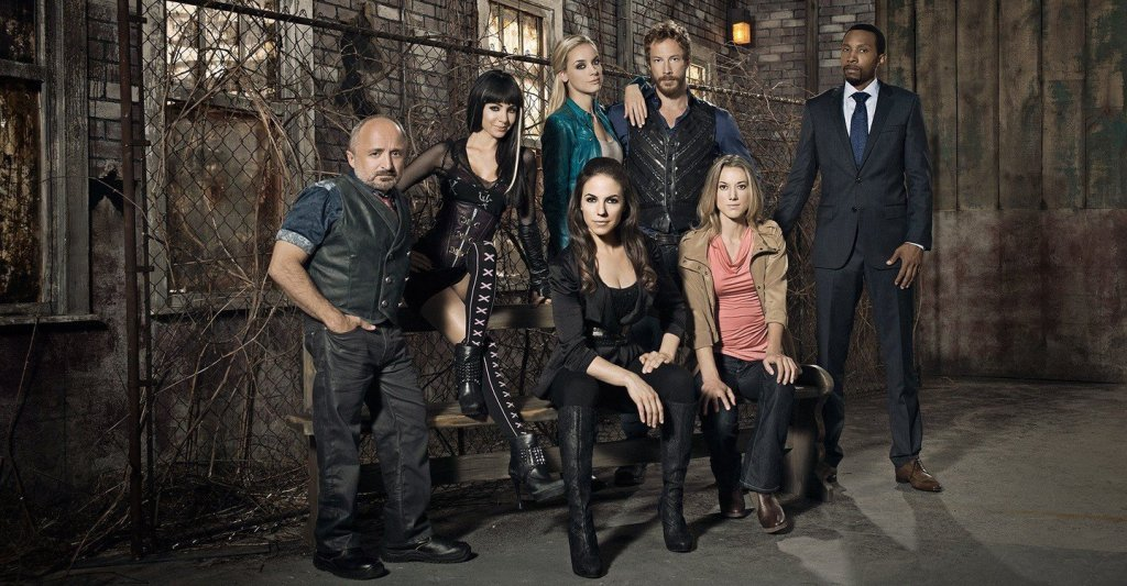 The 57 Best Crime Drama and Thriller Shows On Netflix 2020 Edition lost girl