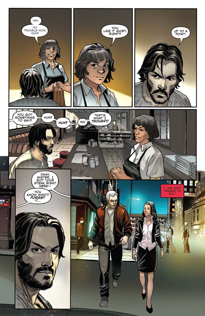 John Wick Vol. 1 Graphic Novel Will Please Action Thriller Fans 3