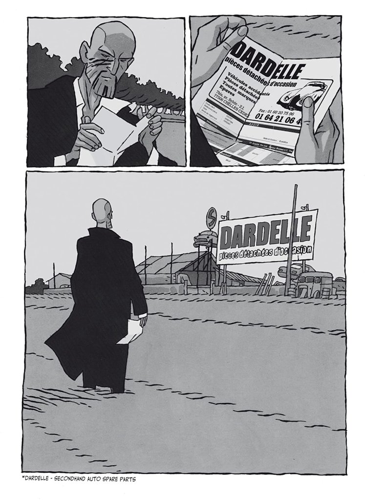Bad Break Graphic Novel Is A Crime Story With Plenty of Noir Tropes Philippe Riche 3