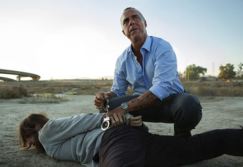 Harry Bosch's Titus Welliver Tattoos A Complete Guide inside