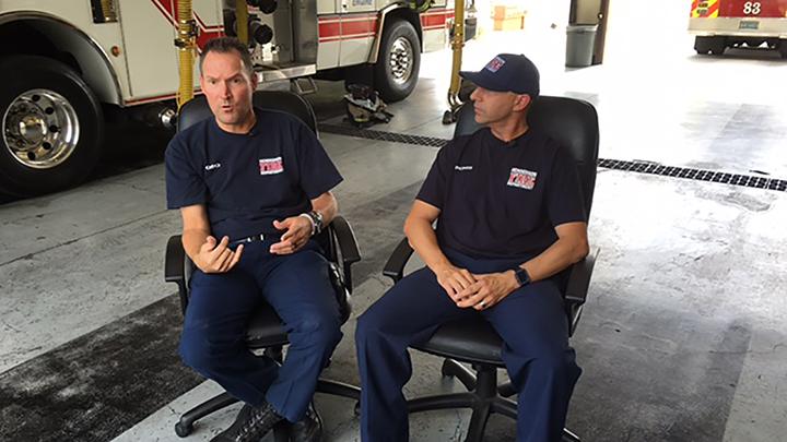 Paramedics Tupak Shakur