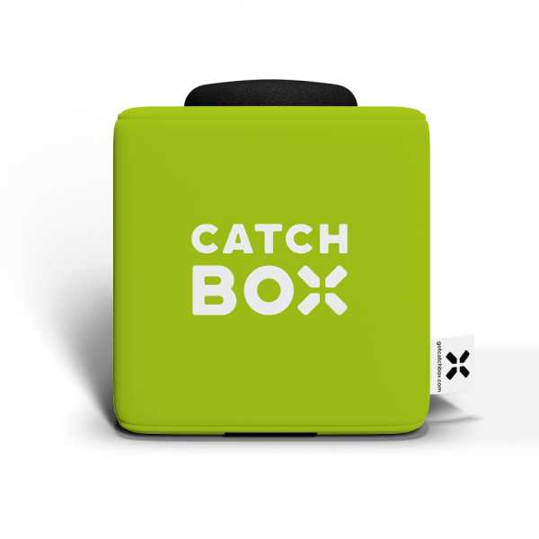 Catchbox Pro Green