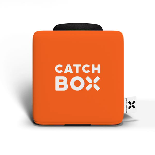 Catchbox Pro Orange