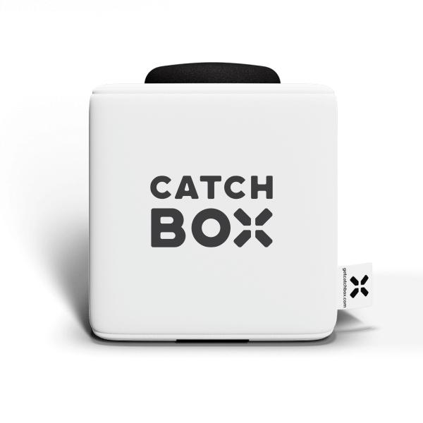 Catchbox Pro White