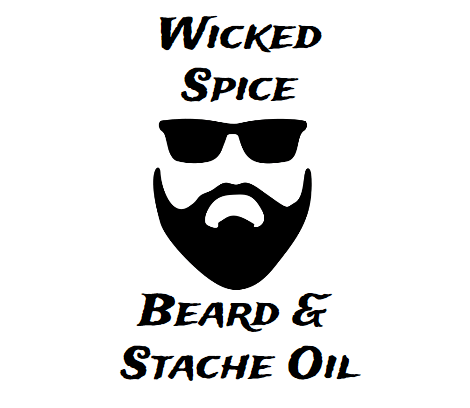 Wicked Spice Beard & Stache Oil