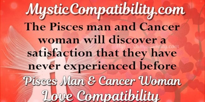 Cancer Man Pisces Woman In Bed Pisces Man Cancer Woman