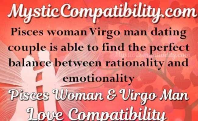 Pisces Woman Virgo Man Compatibility Mystic Compatibility