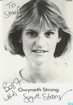 Gwyneth Strong Celebrity Information