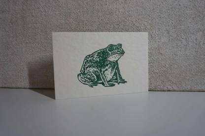 Art of a Toad