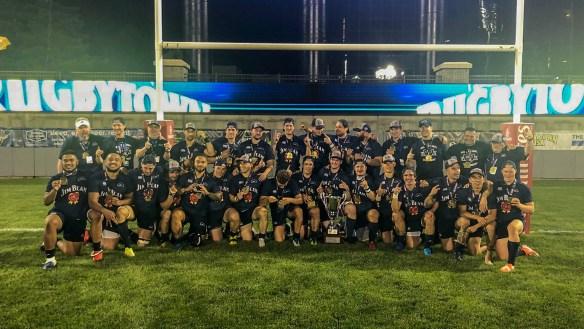2018 champions