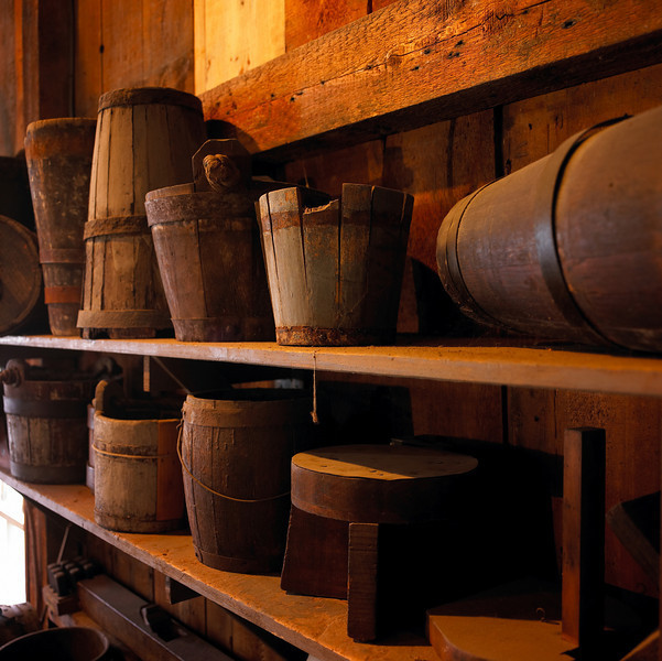 Cooperage Mystic Seaport