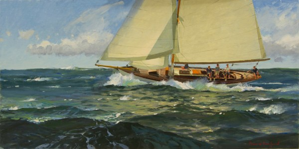 Maritime Mystic Seaport Open 36th Annual Spring Exhibition And 17