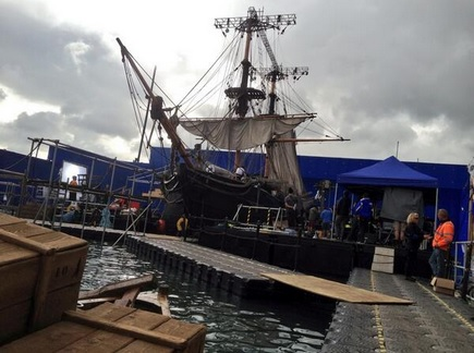 In the Heart of the Sea Film  Mystic Seaport