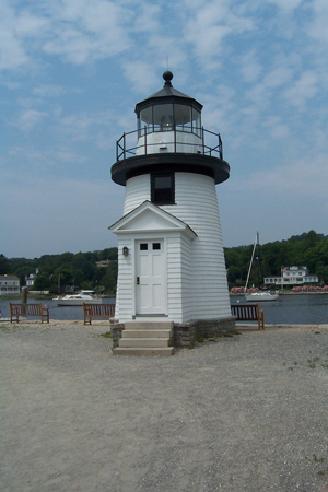 Sentinels of the Sea  Lighthouses  Mystic Seaport