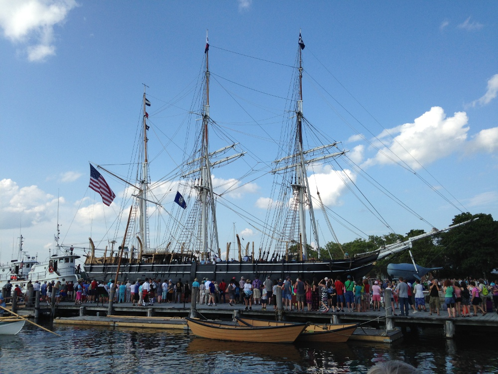 38th Voyage Complete  Mystic Seaport MuseumMystic Seaport
