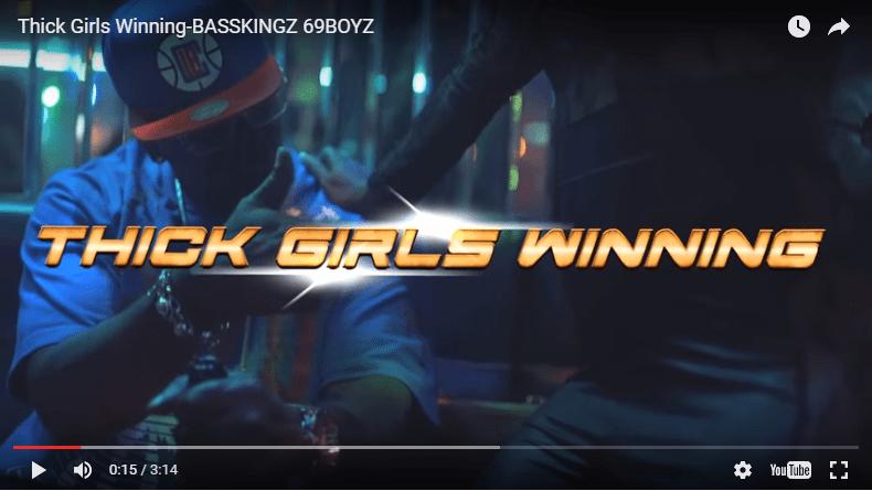 thick girls winning