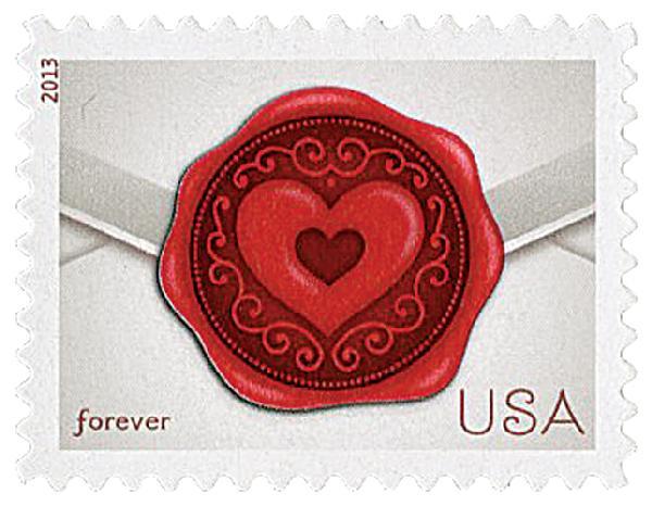Forever Stamp Value
